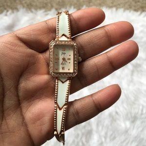Stylish Gold Watch